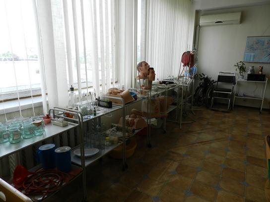 Тренажерний кабінет (№ 419)